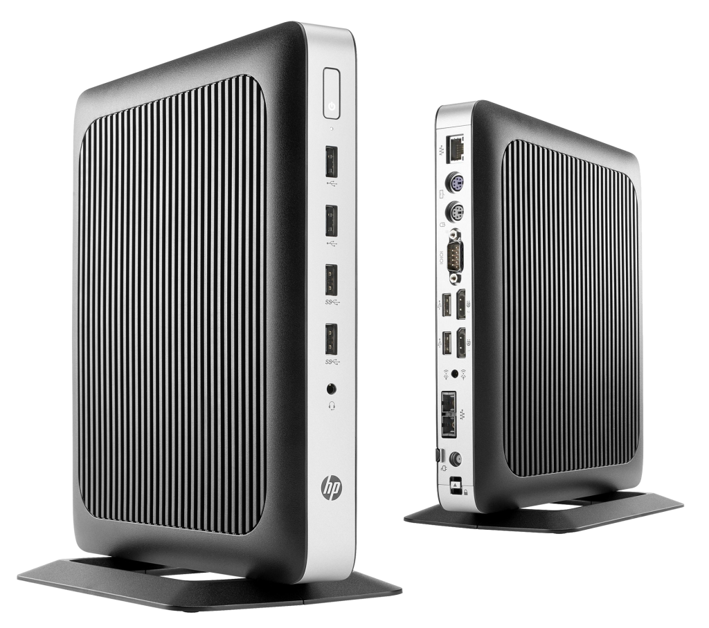 HP t630 Thin Clients add significant options to our workflow
