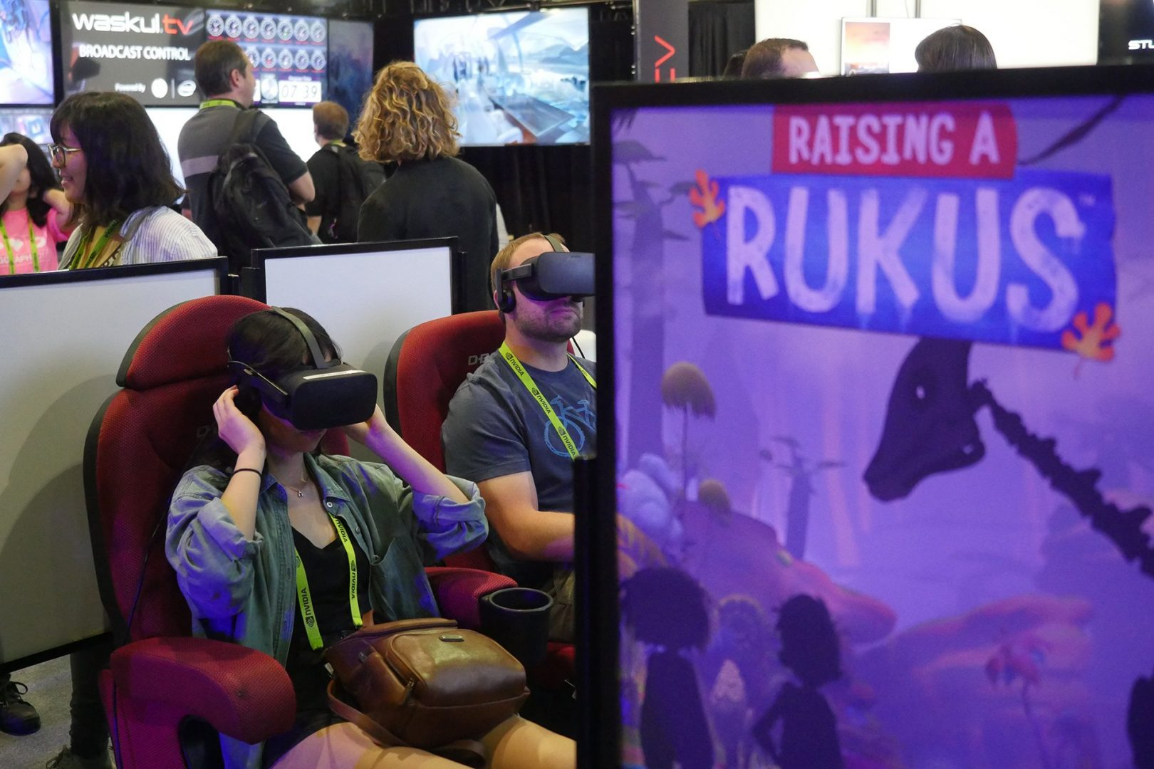 The Virtual Reality Company's Raising A Rukus is one of the best VR Experiences our team has seen to date and we were proud to feature it in StudioXperience at SIGGRAPH 2017. Robert Stromberg, co-founder and CCO of VRC was one of our interviewees as well.