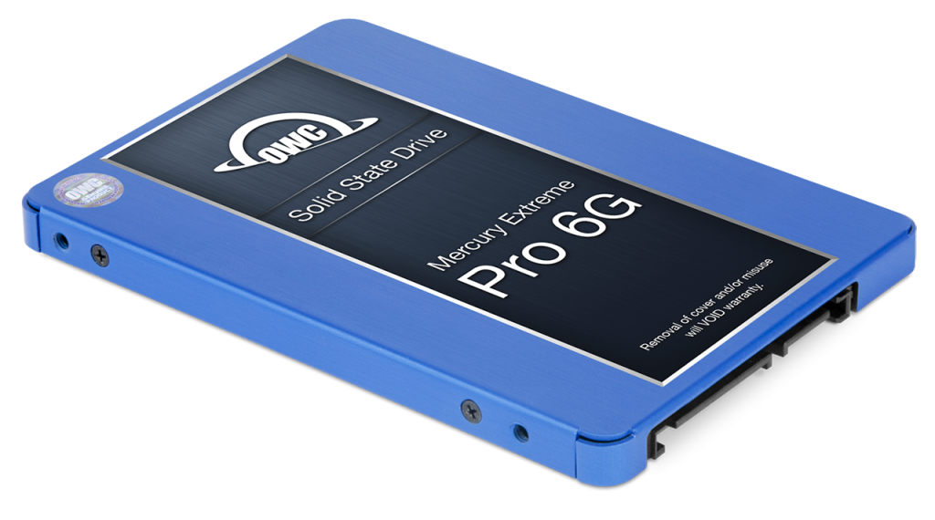 OWC Mercury Extreme SSDs were used in the Atomos Shogun Infernos to record each interview and were then used for high-speed transfer to shared storage