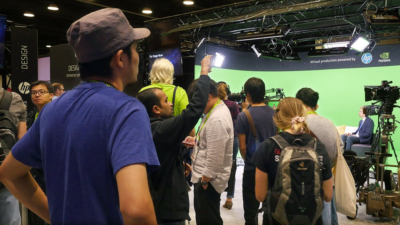 Guests enjoyed a wide range of demos and experiences in the SIGGRAPH 2018 StudioXperience